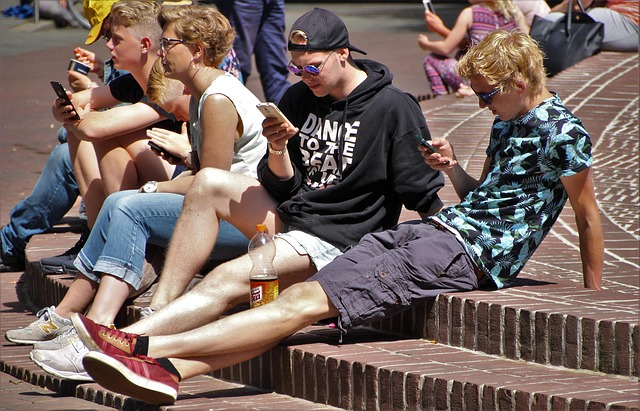 teens social media